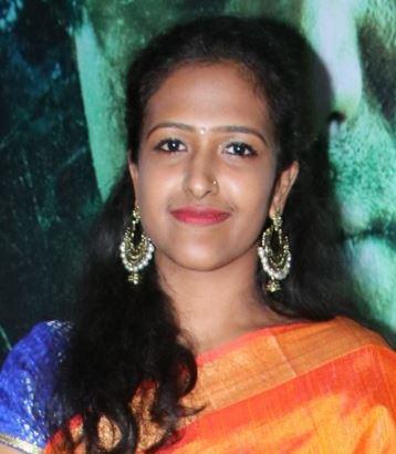 R Usha Tamil Actress
