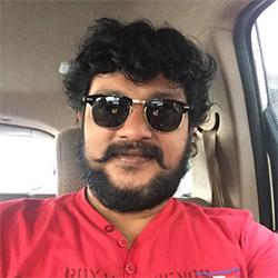 Karate Gopalan Tamil Actor