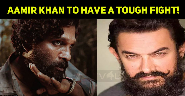 Aamir Khan To Have A Tough Fight!