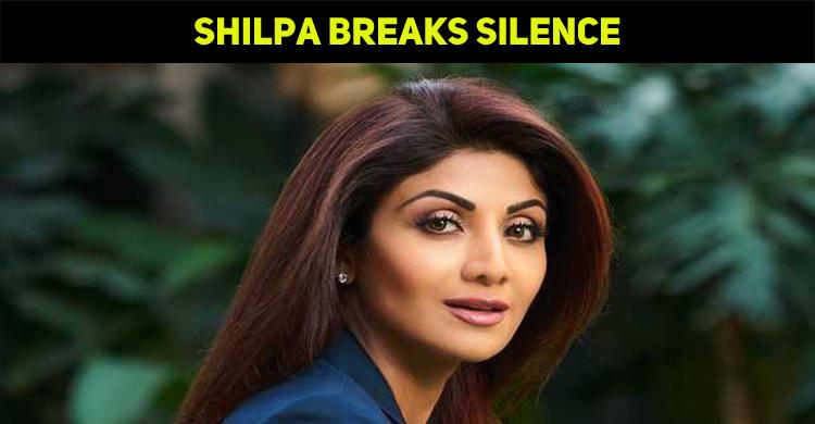 Shilpa Shetty's Statement After Raj Kundra's Ar..