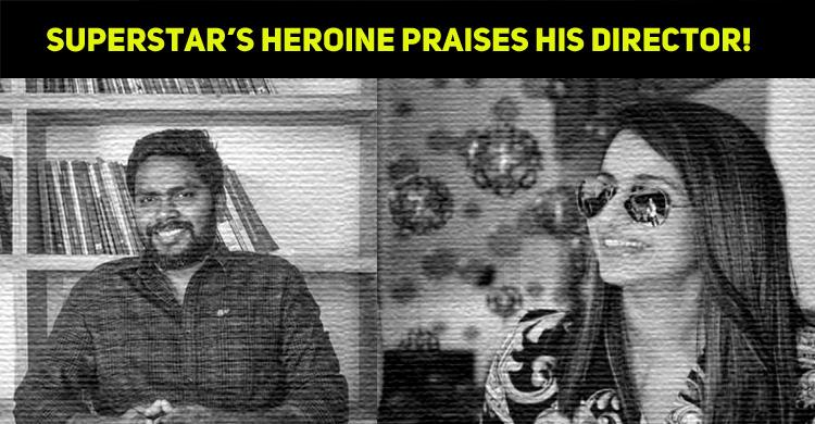Superstar's Heroine Praises Superstar's Directo..
