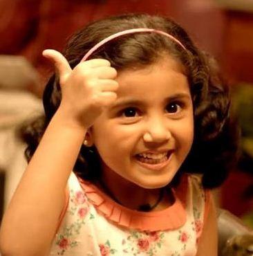 Don't Call Me Like This Vijay Uncle – Theri Baby Nainika