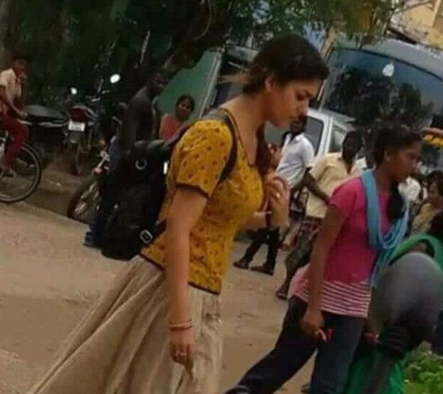 Nayantara As A College Girl?