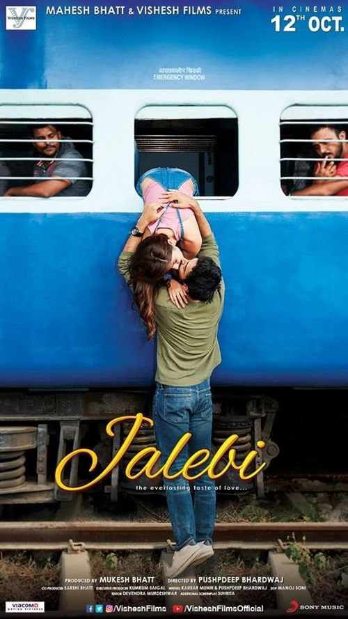 Jalebi Movie Review