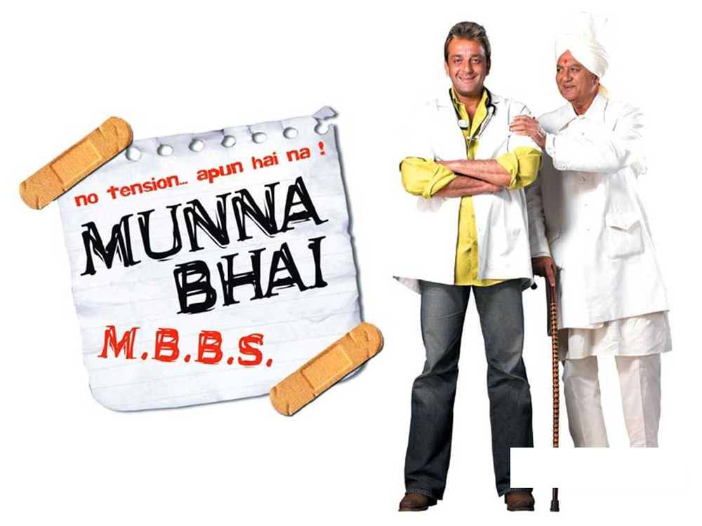Munna Bhai M.B.B.S. Movie Review