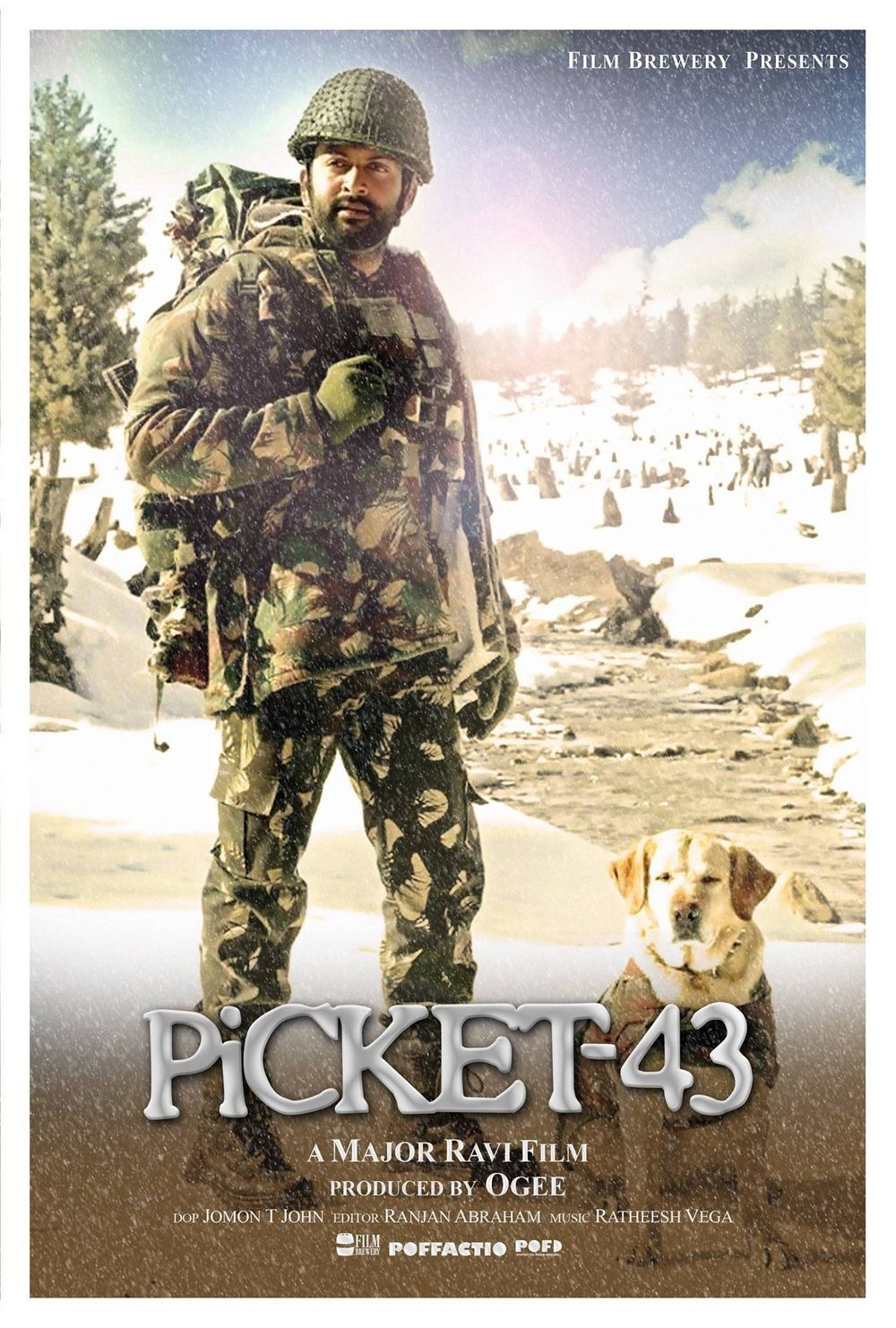 Picket - 43 Movie Review