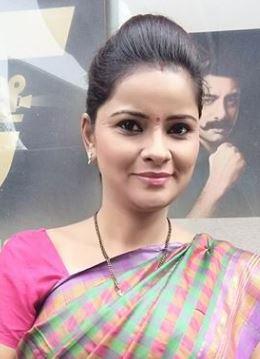 Asha Pareek Hindi Actress