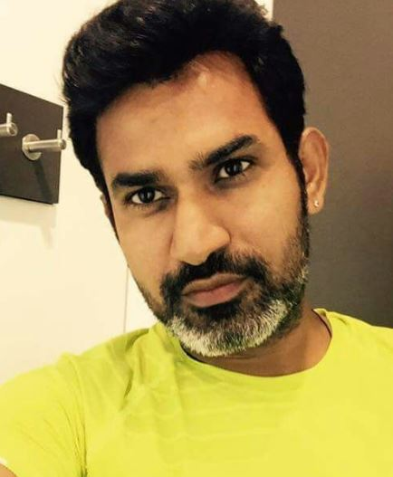 Uttam Ahlawat Hindi Actor