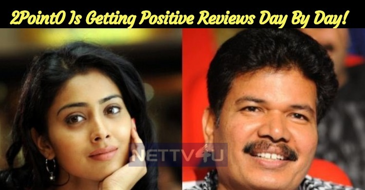 2Point0 Is Getting Positive Reviews Day By Day!