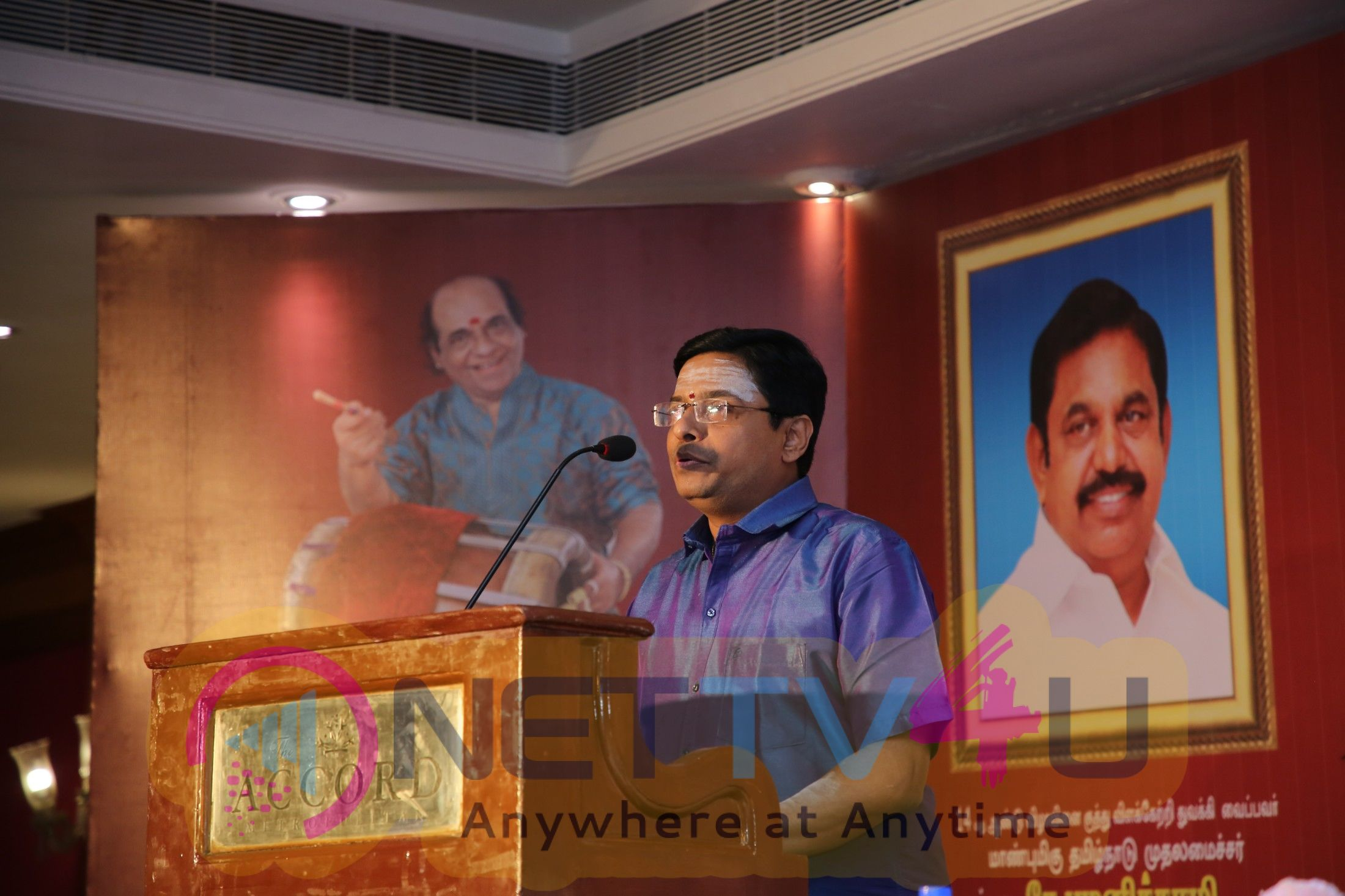 Chennaiyil Thiruvaiyaru Season 14 Press Meet Images