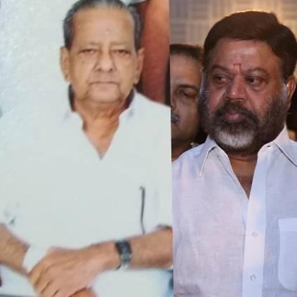 Deep Condolences To P Vasu And Shakthi Vasu..