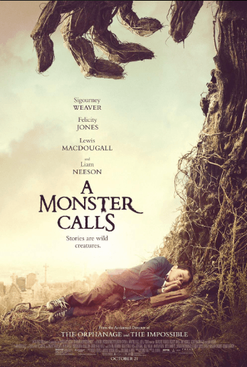 A Monster Calls Movie Review English Movie Review