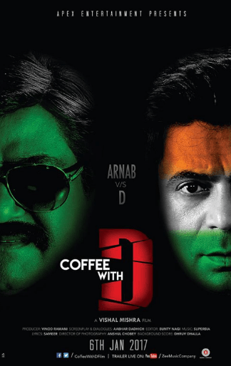 Coffee With D Movie Review Hindi Movie Review