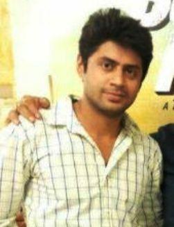 Manas Thakkar Hindi Actor