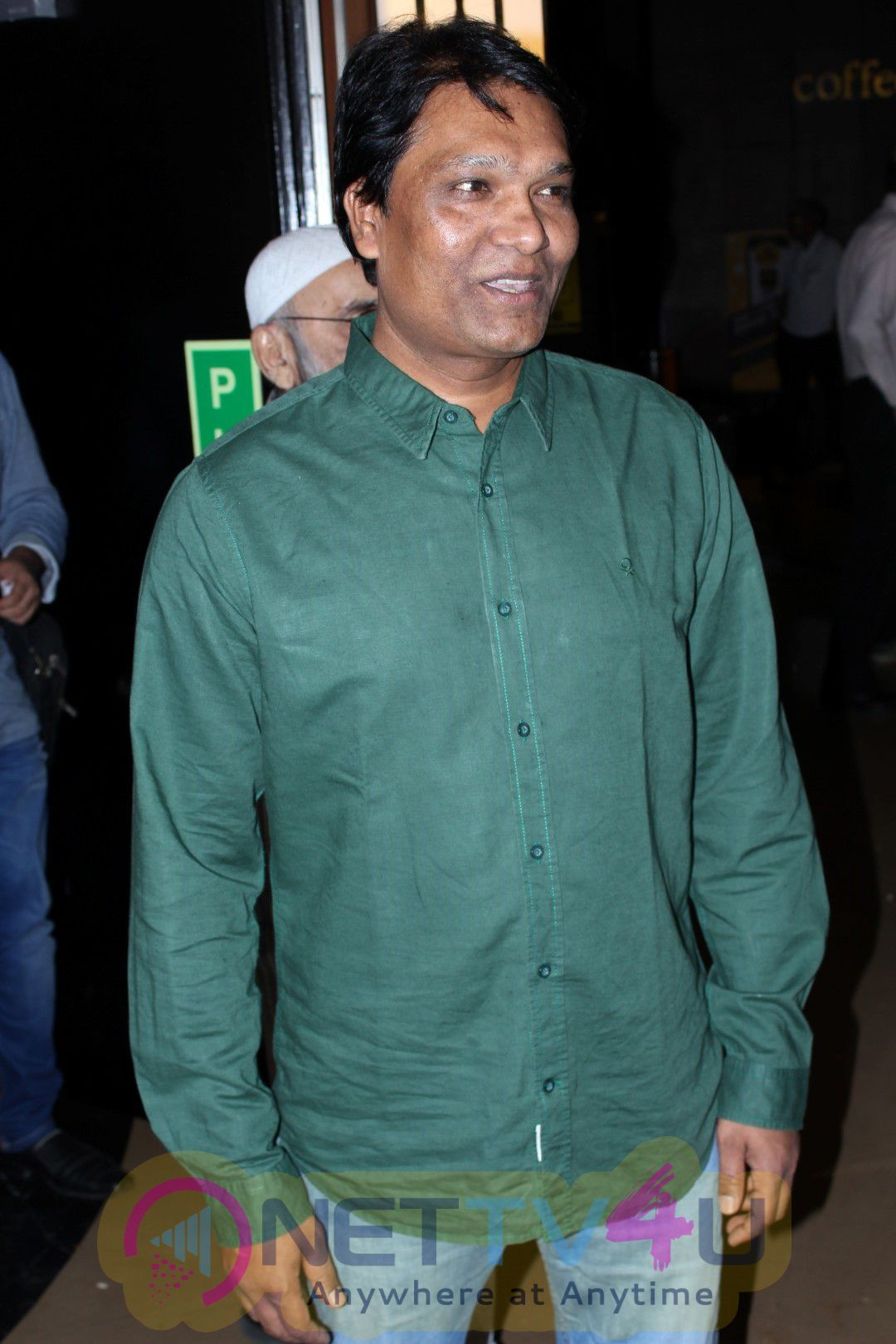 Star Studded Screening Of Film Prakash Electronic With Sunil Pal & Hrishitaa Bhatt Stills