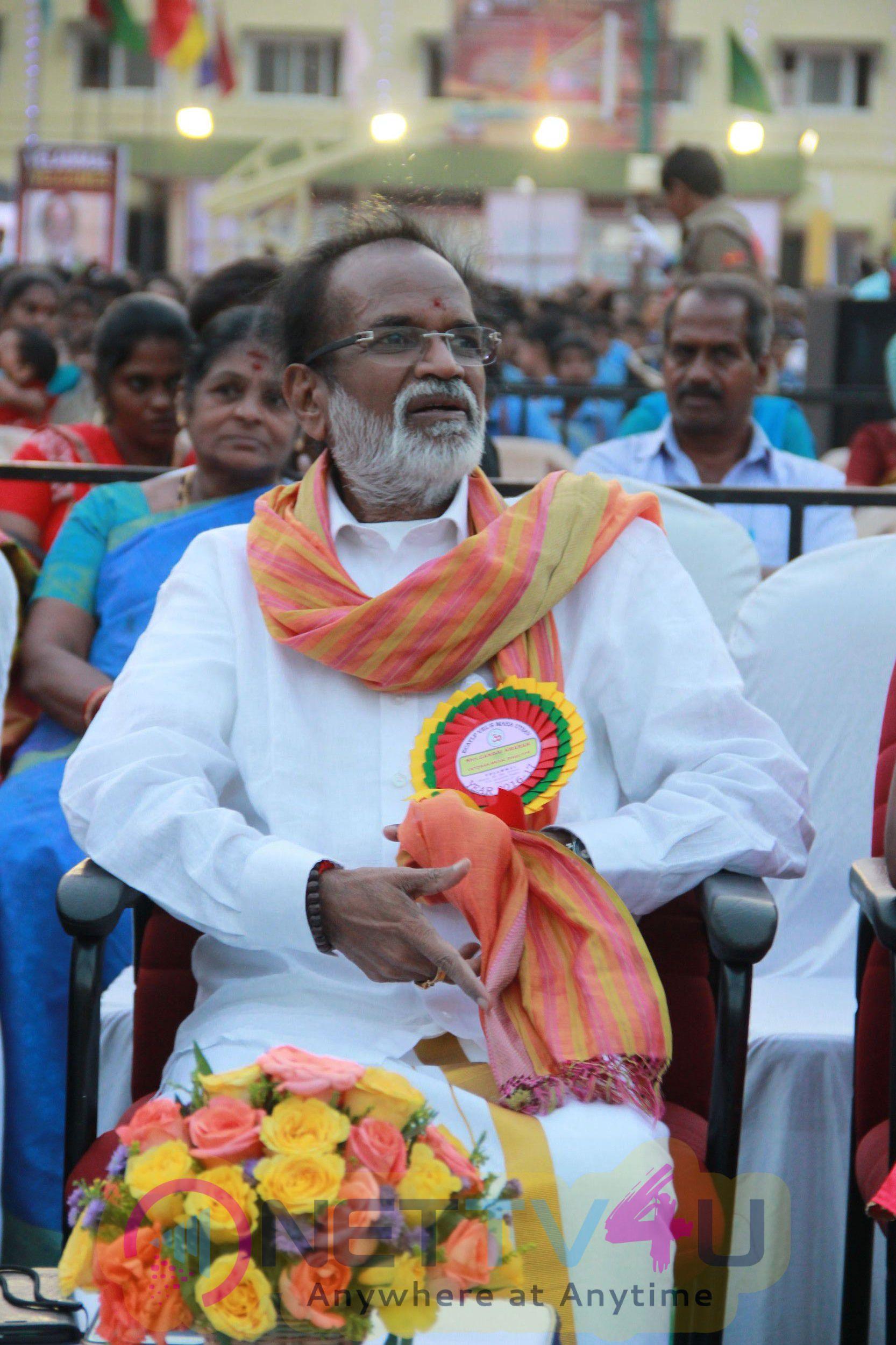 Gangai Amaran Inagaurates Velammal Maha Utsav 2017 Stills Tamil Gallery