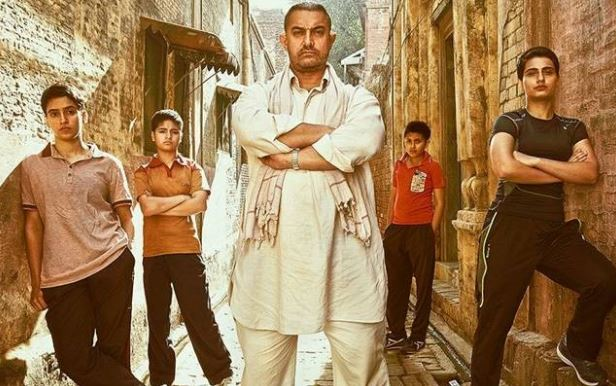 Aamir's Dangal Withstands The Competition!
