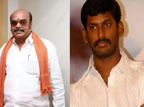 Commotion At Producers Council! Opposition Increases For Vishal!