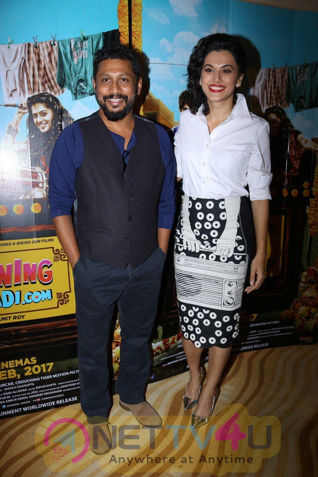 Press Conference Of Film Running Shaadi.Com Photos