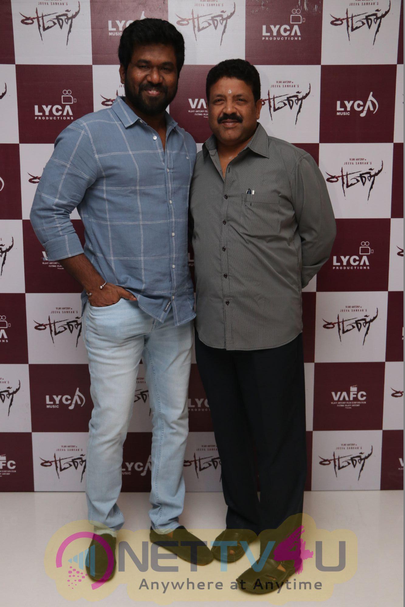 Yaman Tamil Movie Audio Launch Photos