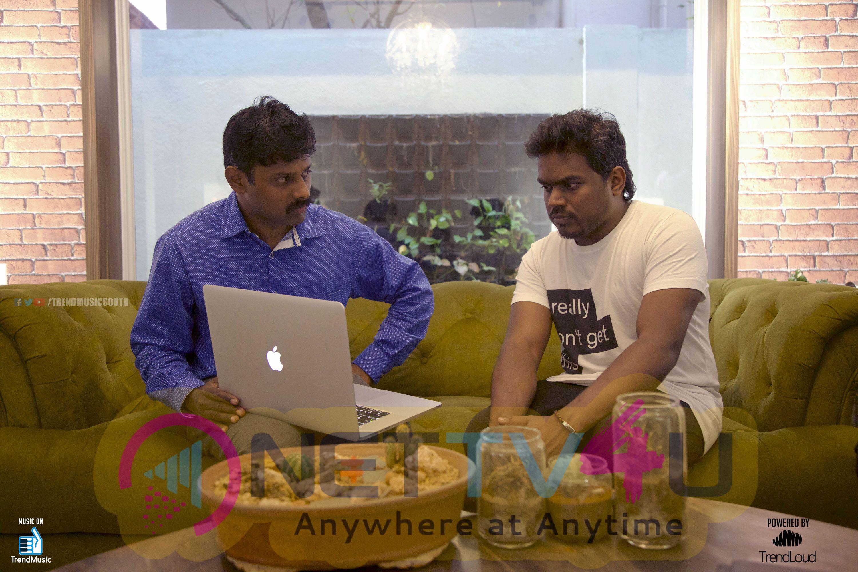 Yuvan Shankar Raja Launched The Teaser Of Kanavu Variyam Movie