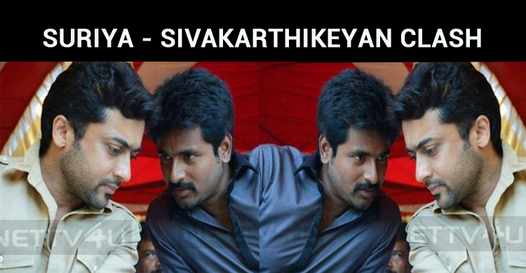 Sivakarthikeyan To Clash With Suriya!
