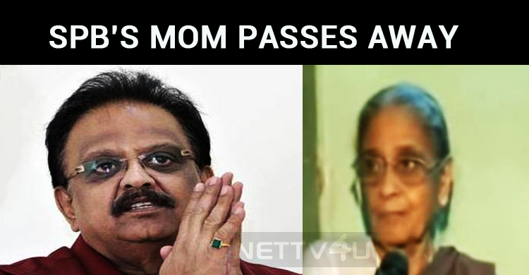 SPB's Mom Is No More!