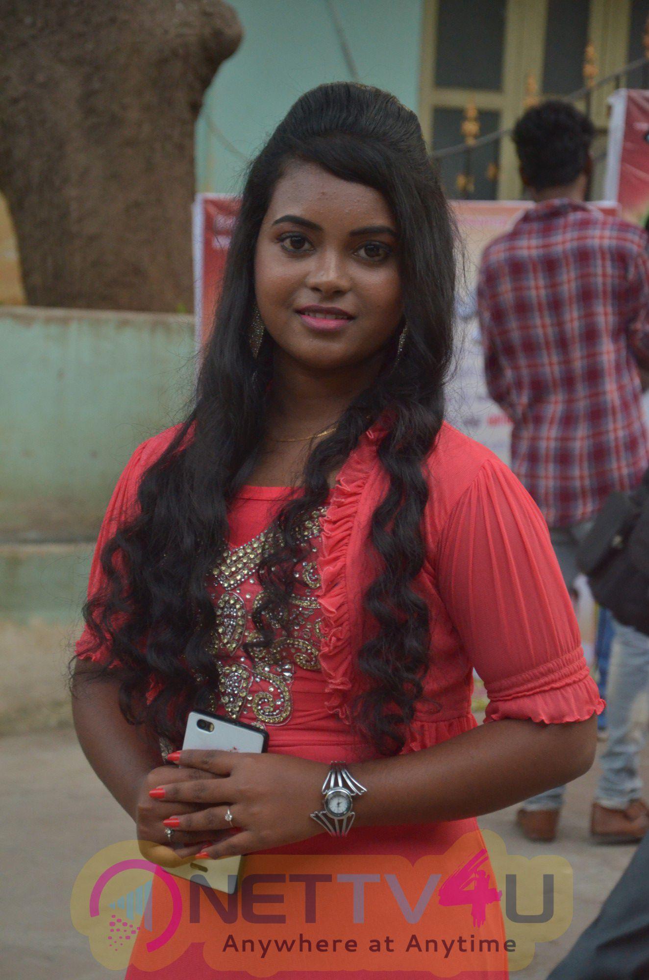 Viyarvai Tamil Movie Audio Launch Photos