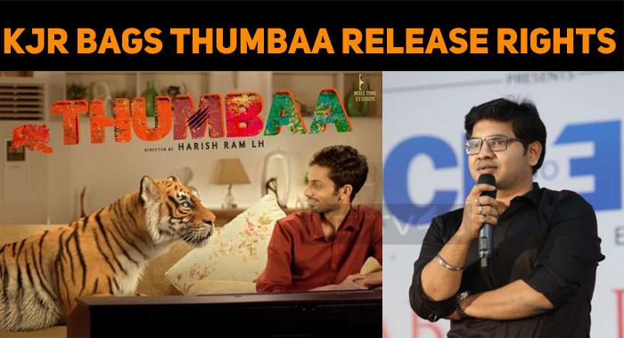 KJR Studios To Release Thumbaa!