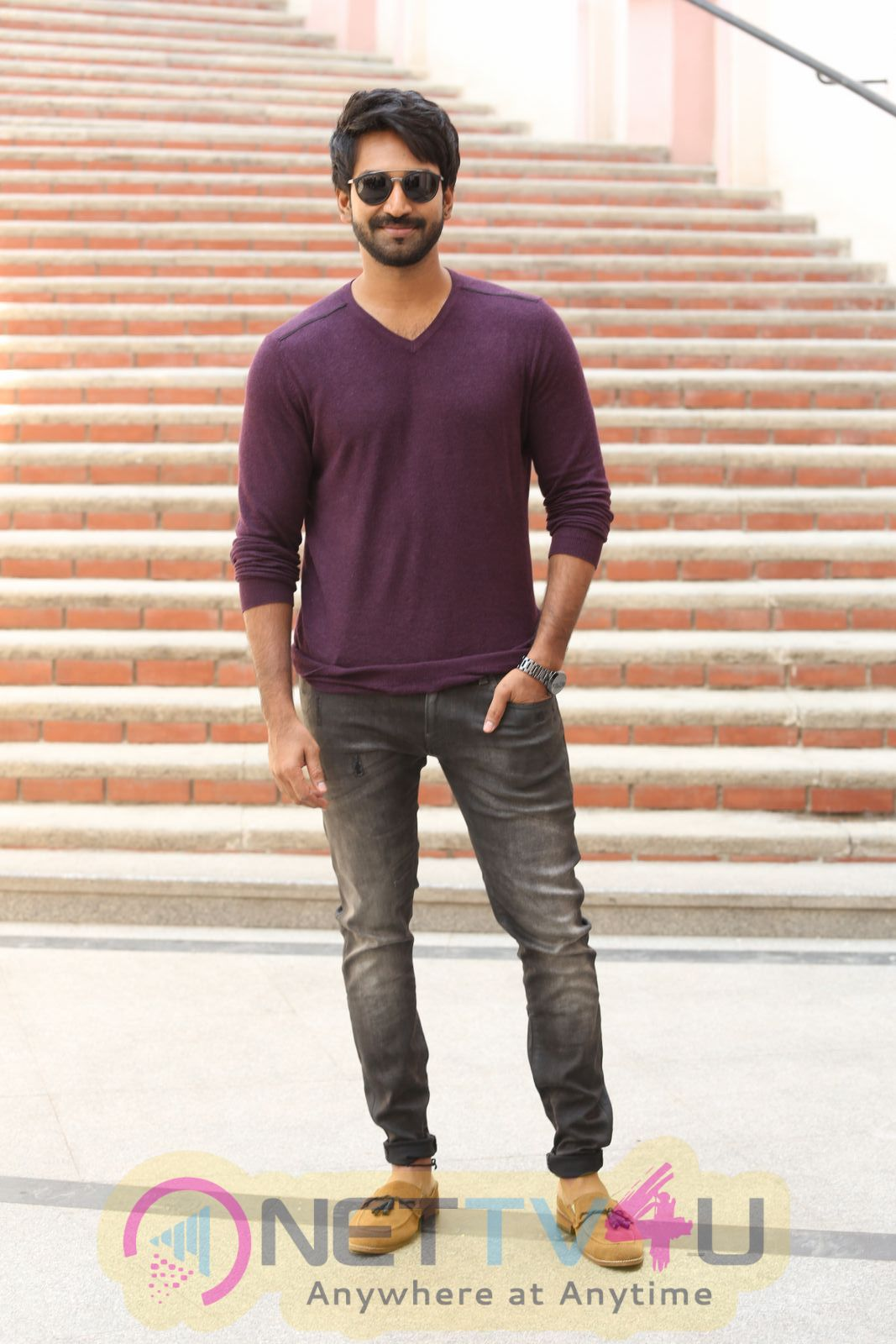 Actor Aadhi Handsome Images