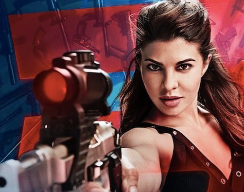 Noted Actress Gets Training With Gun In Movie R..