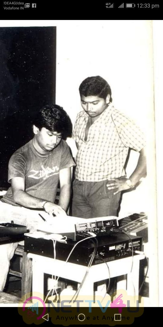 Tamil Music Director K Raj Bhaskar Felicitated By Kannada Film Academy
