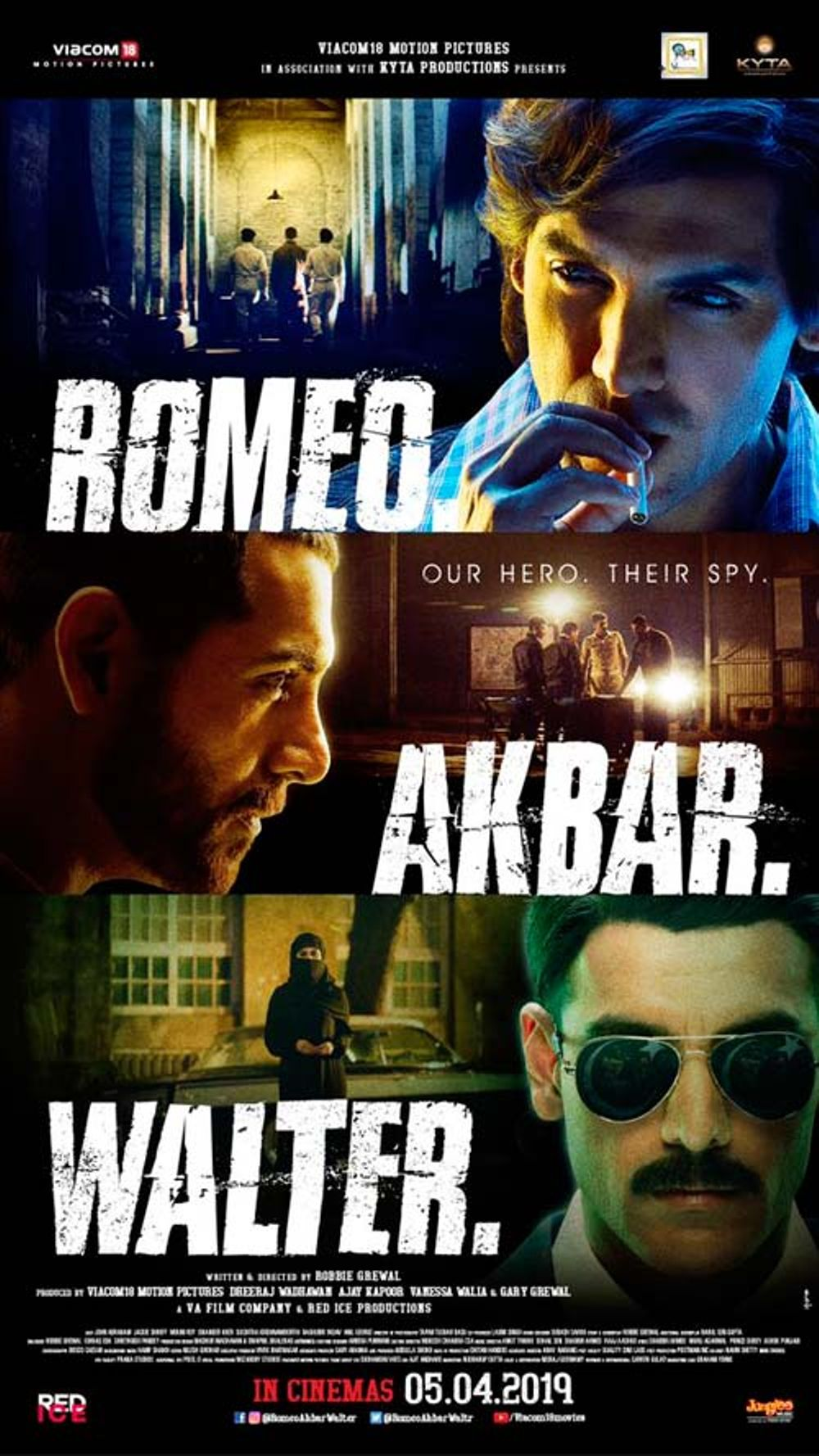 Romeo Akbar Walter Movie Review Hindi Movie Review
