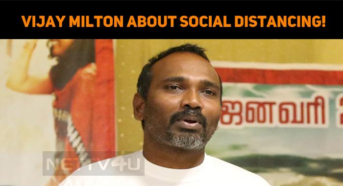 Vijay Speaks About Social Distancing!