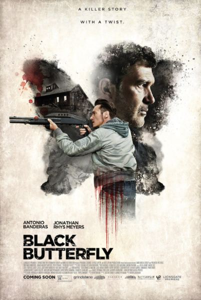 Black Butterfly Movie Review English Movie Review