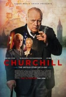 Churchill Movie Review English Movie Review