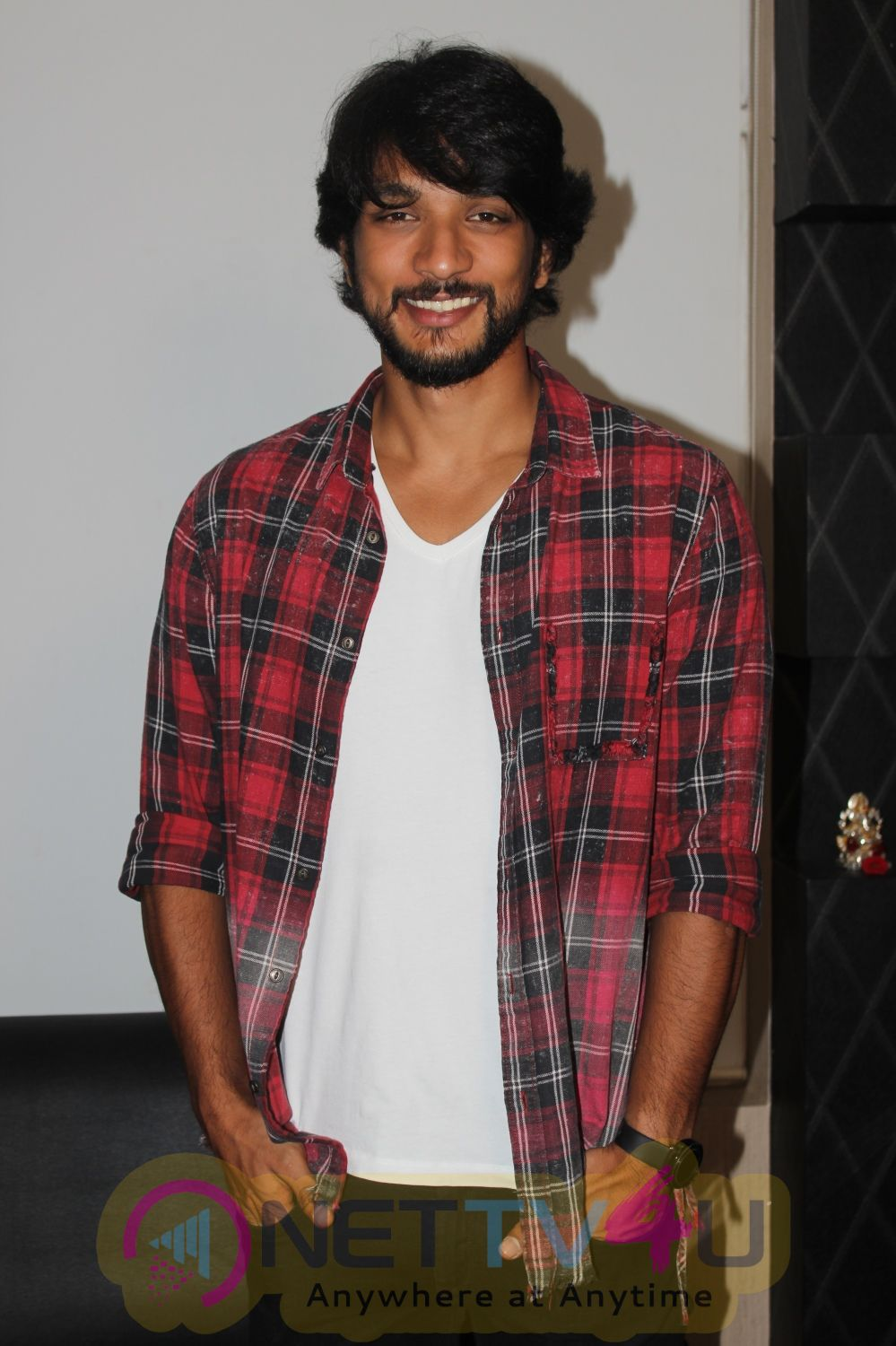 Actor Gautham Karthik HandSome Stills