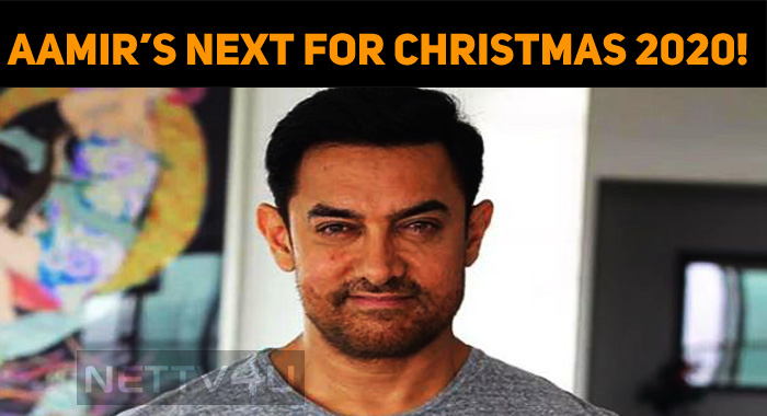 Aamir's Next To Hit The Screens On Christmas 2020!