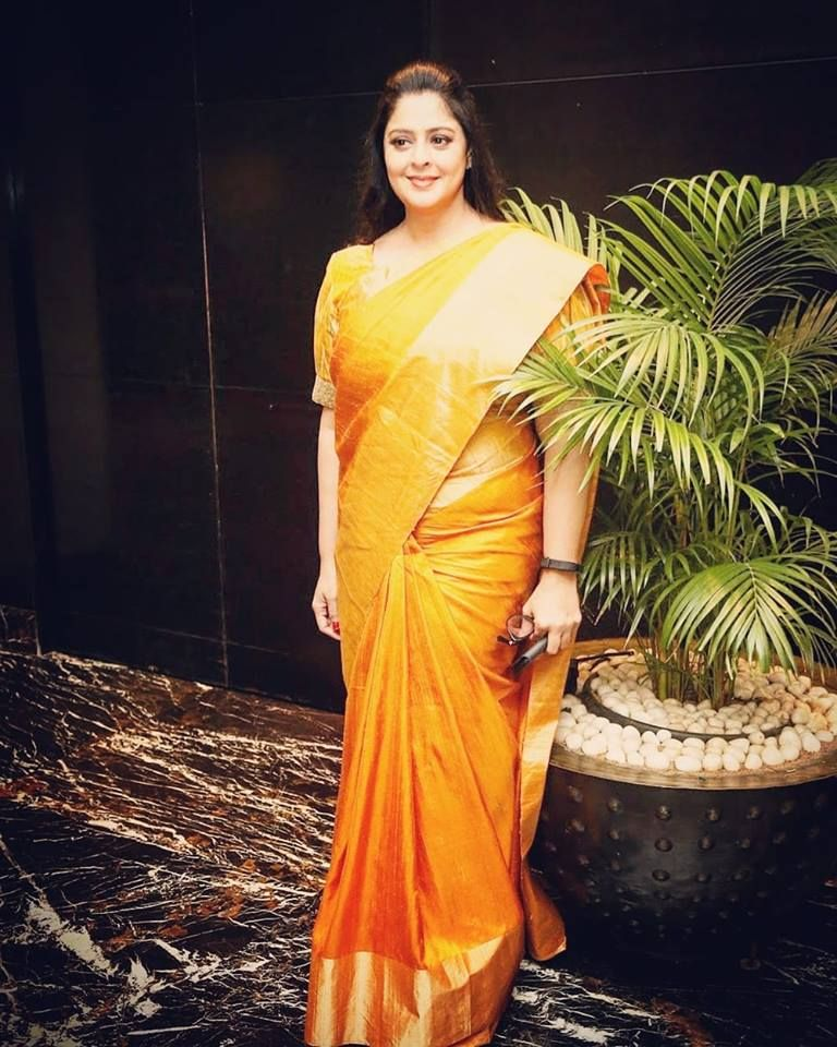 Former Actress Nagma Cute Pics Tamil Gallery