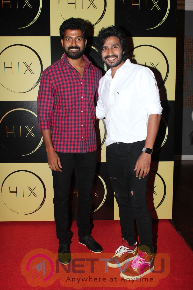 HIX Restaurant Launch