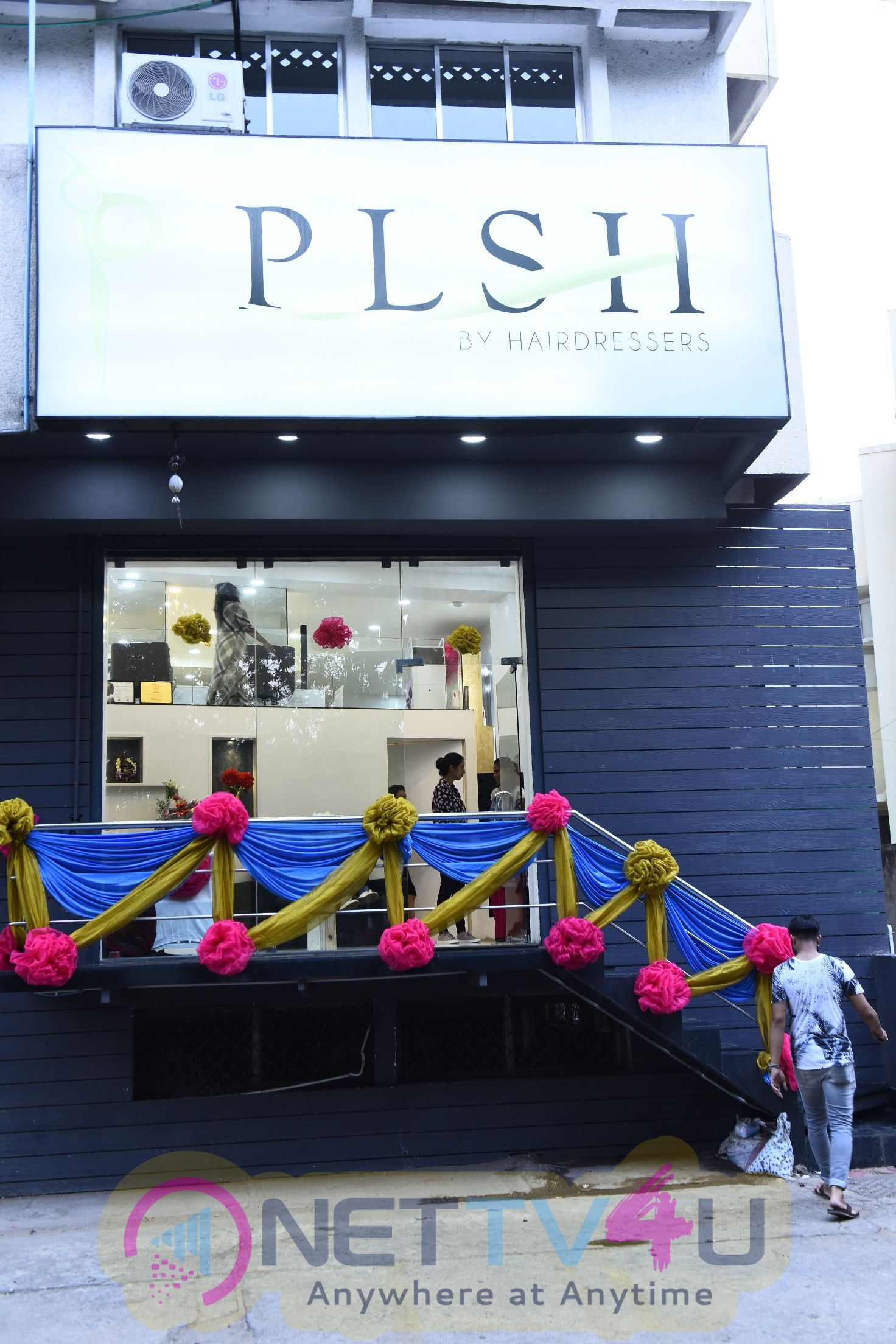 PLSH Salon Celebrated 1st Year Anniversary With Music Director Santhosh Narayanan