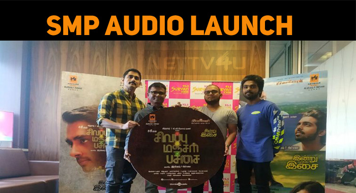 Sivappu Manjal Pachai Audio Launched!