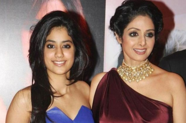 Sridevi's Mom Made Her Daughter Go Mum!