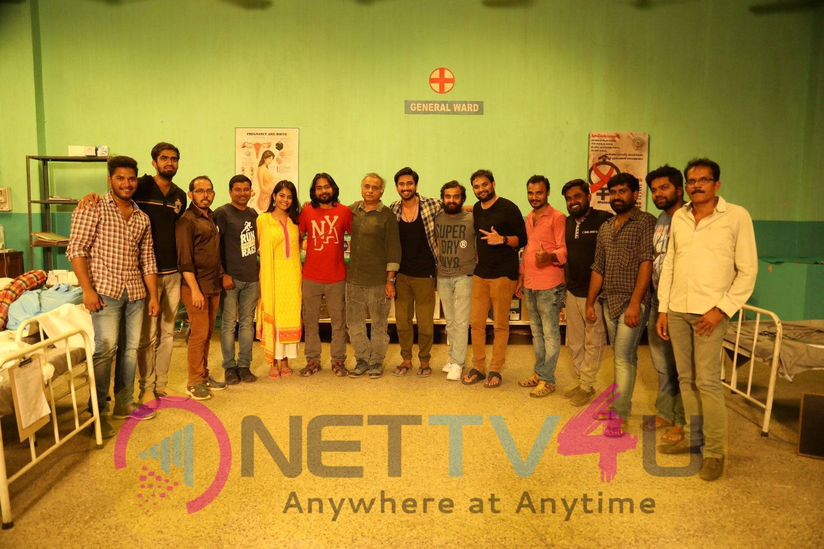 Lover Last Day Of ShootIng Spot Pics Telugu Gallery