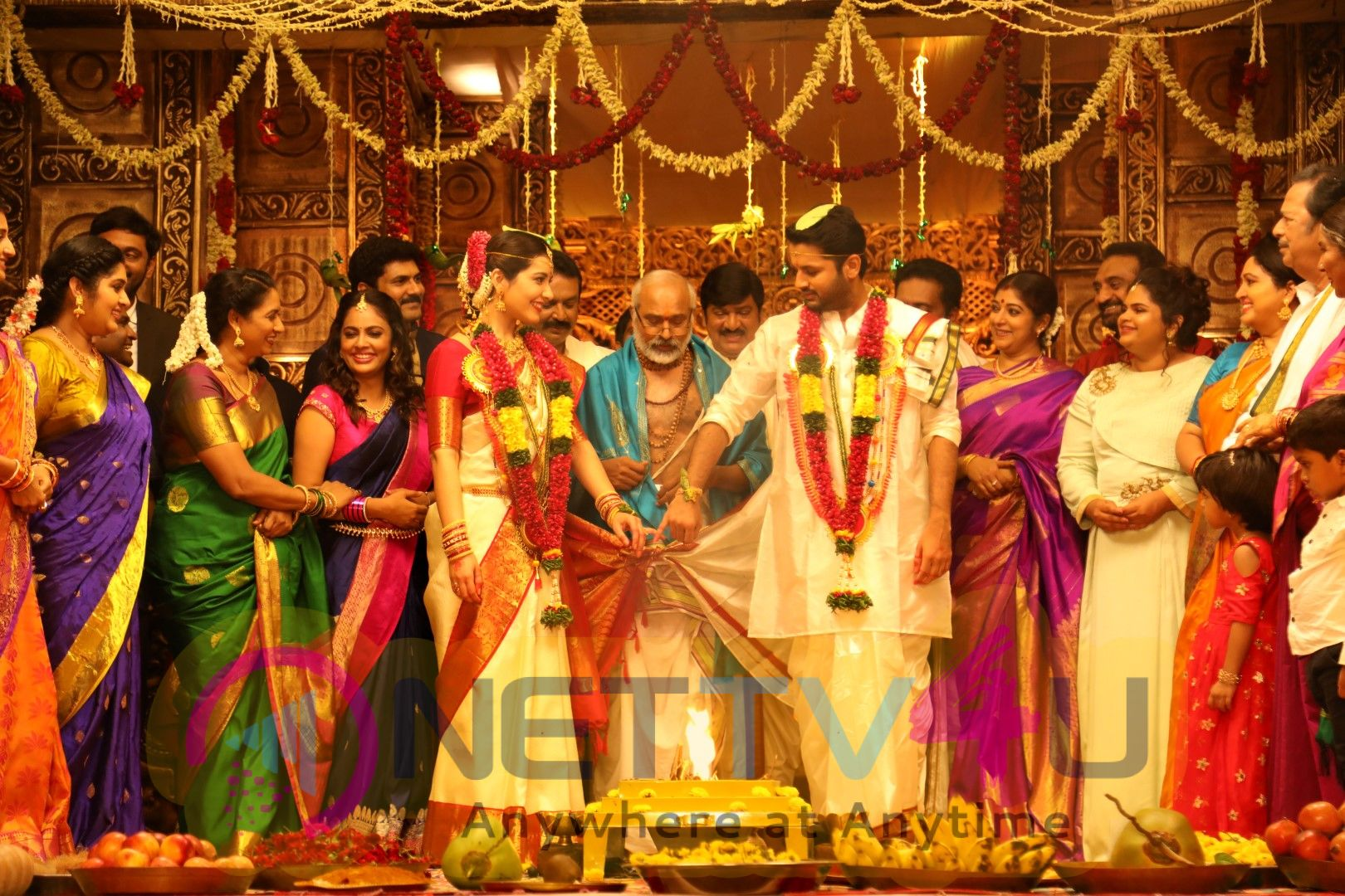 Srinivasa Kalyanam Movie Stills