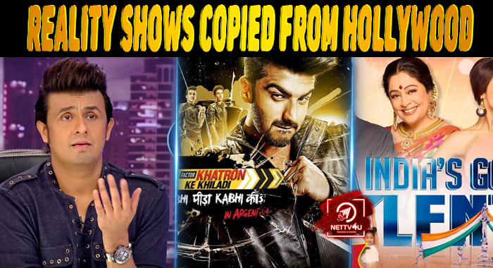 20 Reality Shows Copied From Hollywood To Bollywood   Latest