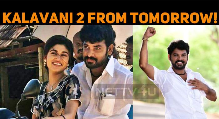 Kalavani 2 To Hit The Screens Tomorrow!