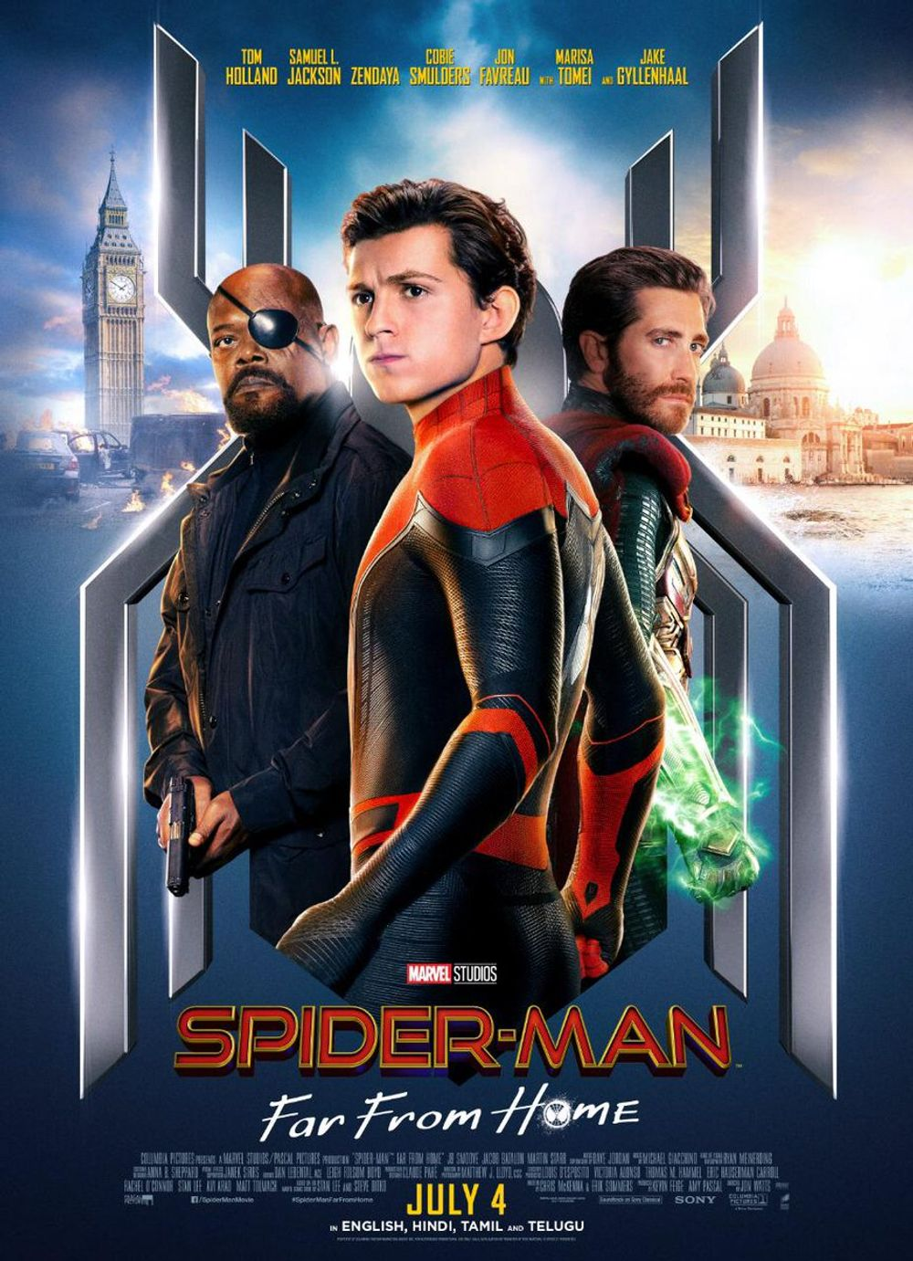 Spider-Man: Far From Home  Movie Review English Movie Review