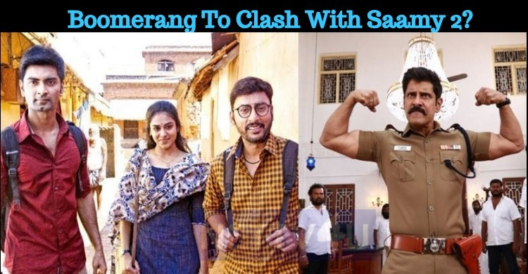 Boomerang To Clash With Saamy 2?