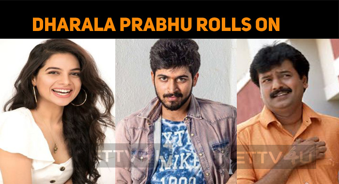 Harish Kalyan And Tanya Hope Movie Is On A Roll!